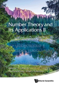 Number theory and its applications II