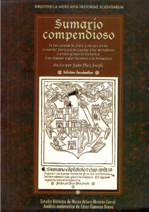 Sumario compendioso de las cuentas de plata y oro que en los reinos del Perú son necesarias a los mercaderes y a todo género de tratantes, con algunas reglas tocantes a la aritmética