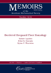 Bordered Heegaard Floer homology