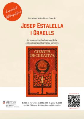 Una mirada matemàtica a l'obra de Josep Estalella i Graells