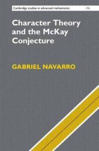 Character theory and the McKay conjecture