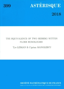 The equivalence of two Seiberg-Witten floer homologie