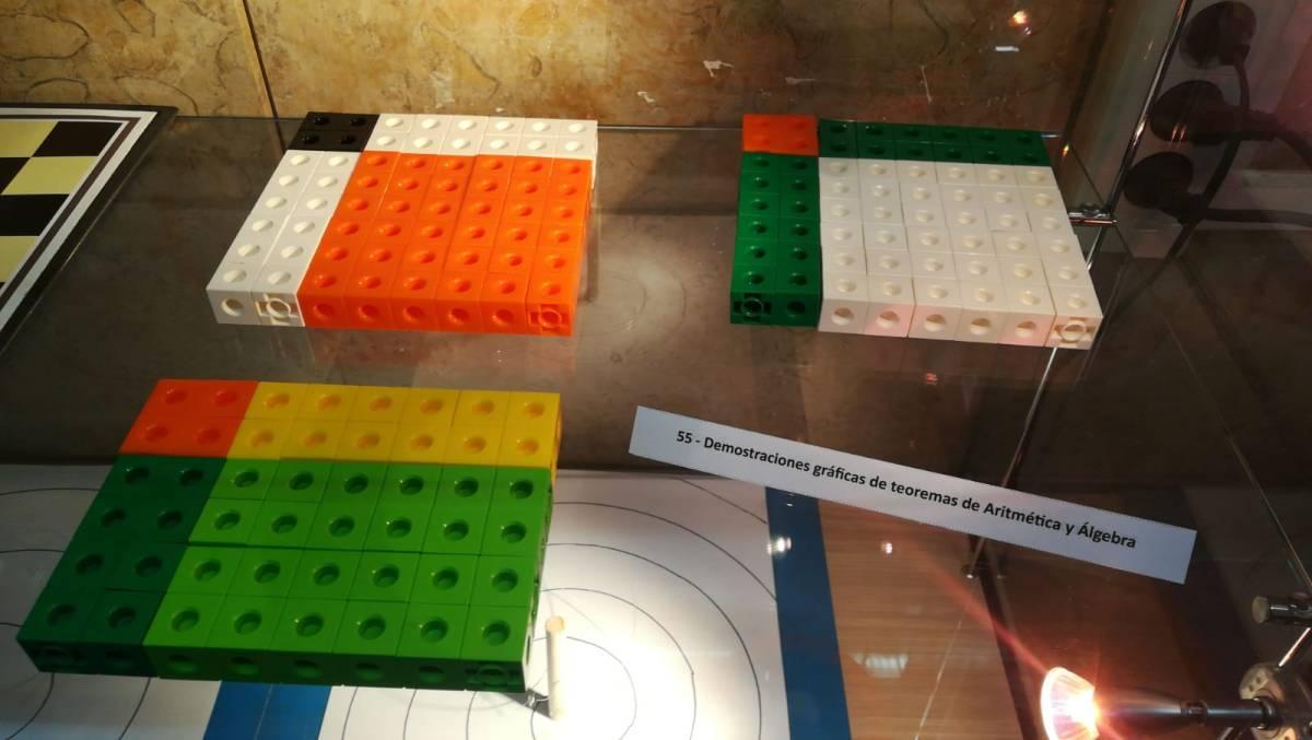 55 Demostraciones gráficas de teoremas de Aritmética y Álgebra