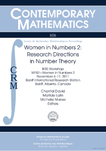 Women in Numbers 2 Research Directions in Number Theory