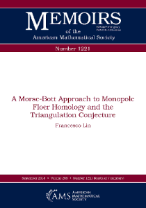A morse-bott approach to monopole floer homology and the triangulation conjecture