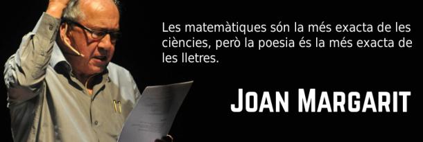 Dia mundial de la poesia 2019: Joan Margarit