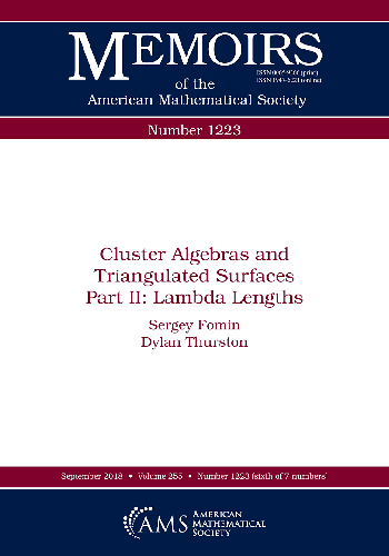 Cluster algebras and triangulated surfaces