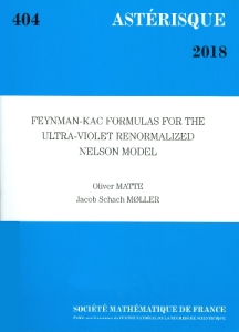 Feynman-Kac formulas for the ultra-violet renormalized Nelson model