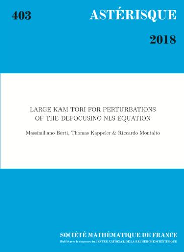 Kam tori for perturbations of the defocusing nls equation