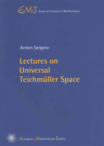 Lectures on universal teichmüller space