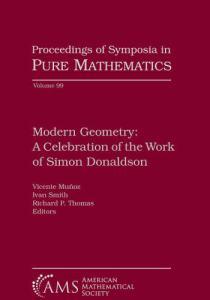 Modern geometry : a celebration of the work of simon donaldson