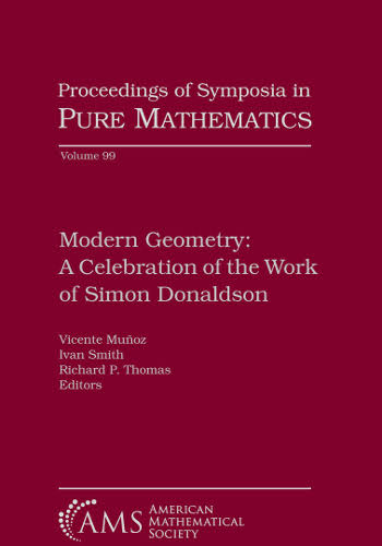 Modern geometry : a celebration of the work of simon donaldson
