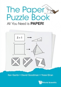 The paper puzzle book : all you need is paper!