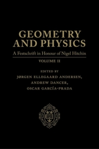 Geometry and physics : a festschrift in honour of Nigel Hitchin