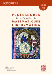 Professores de la Facultat de Matemàtiques i Informàtica