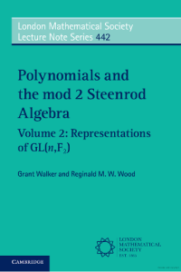 Polynomials and the mod 2 Steenrod algebra. Vol. 2: Representations of GL(n,[double-struck capital f]₂)