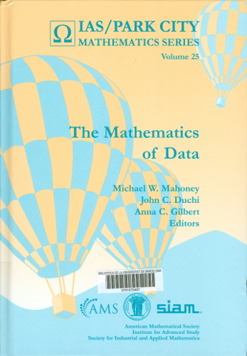 The mathematics of data