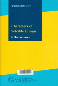Characters of solvable groups