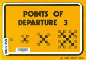 Points of departure 3