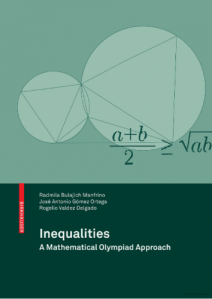 Inequalities : a mathematical olympiad approach