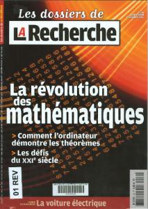La révolution des mathématiques : comment l'ordinateur démontre les théorèmes : les défis du XXIe siècle