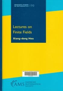 Lecures on finite fields