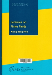 Lecures on finite fields