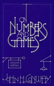 On numbers and games. 2nd ed