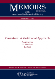 Curvature : a variational approach
