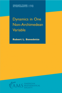 Dynamics in one non-archimedean variable