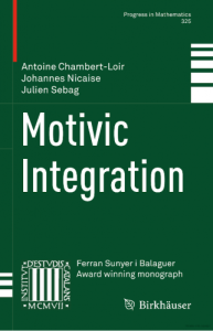 Motivic Integration