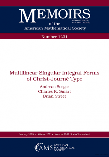 Multilinear Singular Integral Forms of Christ-Journe Type