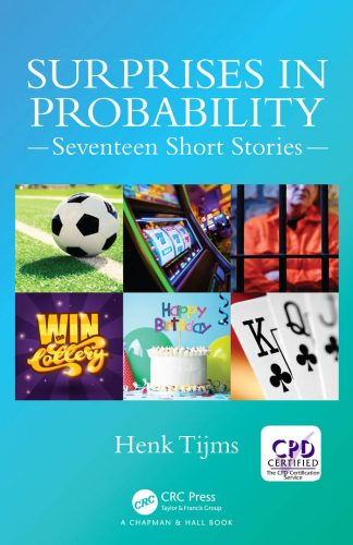 Surprises in probability : seventeen short stories