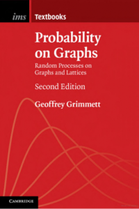 Probability on graphs : random processes on graphs and lattices