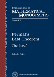 Fermat's last theorem : the proof