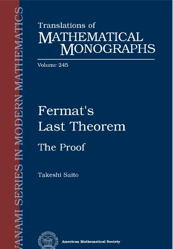 Fermat's last theorem : the proof