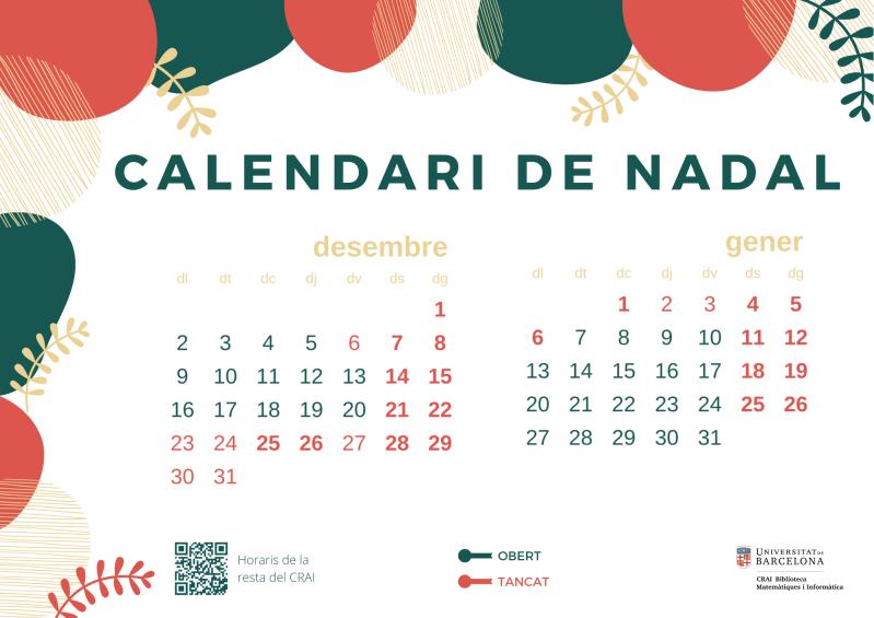 Calendari de Nadal 19