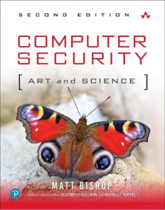 Computer security : art and science
