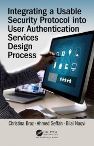Integrating a usable security protocol into user authentication services design process