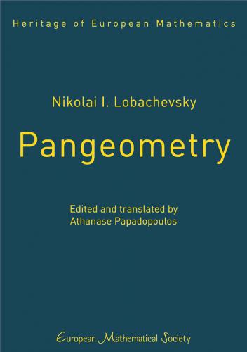 Pangeometry