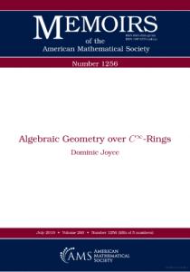 Algebraic geometry over C[infinity]-rings