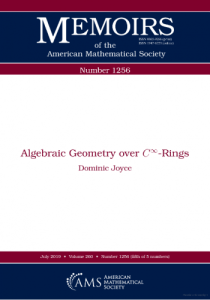 Algebraic geometry over C[infinity]-rings