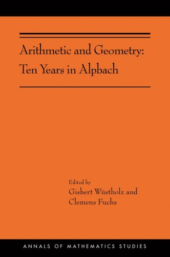 Arithmetic and geometry : ten years in Alpbach