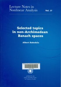 Selected topics in non-Archimedan Banach spaces