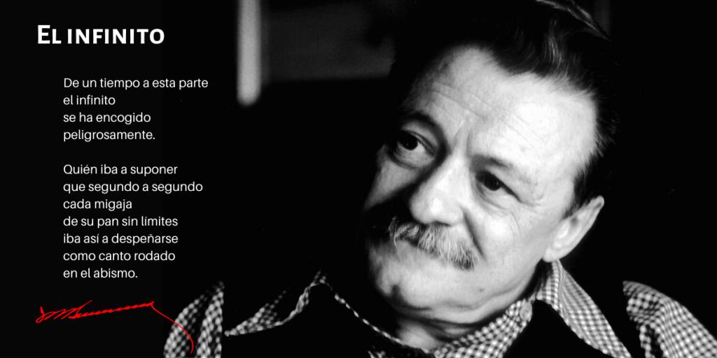 Mario Bendetti - El infinito