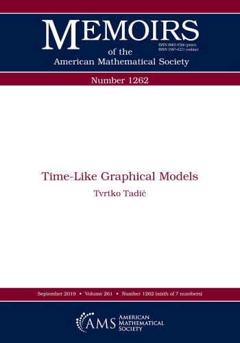 Time-like graphical models