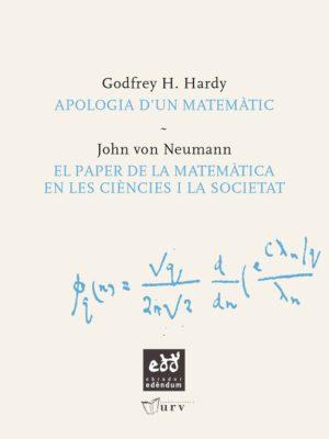 Apologia d'un matemàtic