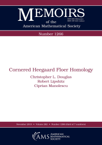 Cornered Heegaard Floer homology