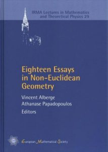 Eighteen Essays in Non-Euclidean Geometry