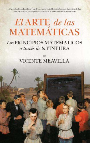 El arte de las matemáticas : un grabado, ocho óleos y un fresco que conectan el arte con las matemáticas